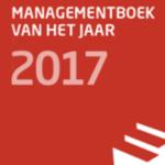 Genomineerd als managementboek van het jaar 2017